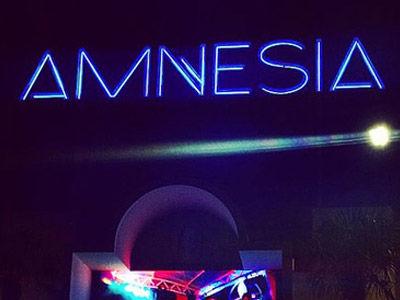 Discothèque l'Amnésia, au Cap d'Agde